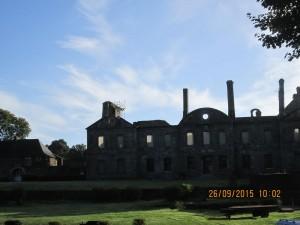 L'abbaye de Bon Repos