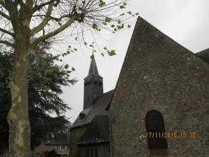 Eglise romane du 18e siècle