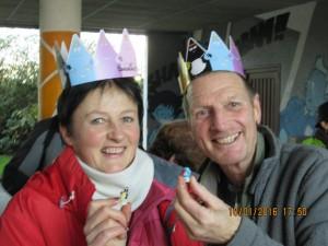 Notre magnifique couple Royal