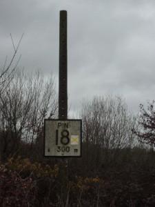 PN : passage à niveau 18 .....