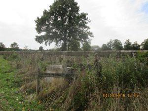 Une partie de l'aqueduc pour l'acheminement de l'eau potable!