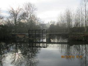 écluse du moulin de la Charbonnière