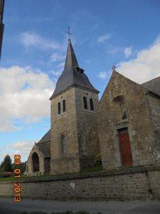 Romazy 09/10/2017 église Notre Dame