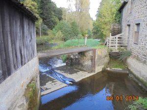 Romazy 09/10/2017 moulin à Vieux Vy sur Couesnon