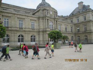 Palais du Luxembourg (Sénat)